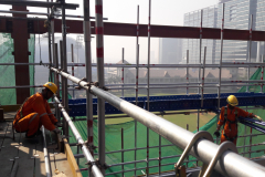 INFRASTRUCTURE-CONSTRUCTION-SCAFFOLDING-CREW