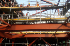 INFRASTRUCTURE-CONSTRUCTION-SCAFFOLD-TRAINING