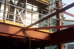 INFRASTRUCTURE-CONSTRUCTION-SCAFFOLD