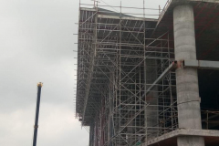 INFRASTRUCTURE-CONSTRUCTION-SCAFFOLD-MATERIAL