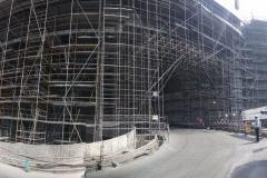 INFRASTRUCTURE-CONSTRUCTION-SCAFFOLD-DESIGN-BEAM-LADDER